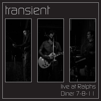 Live at Ralph's 7/8/2011 cover art