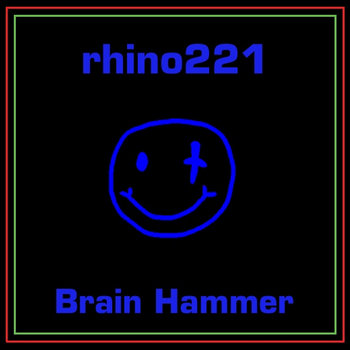 Brain Hammer (Single) cover art