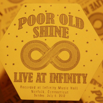 Live From Infinity Hall cover art