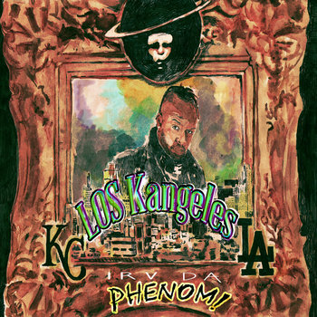 Los Kangeles LP cover art