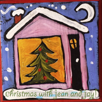 christmas with jean and jay! cover art