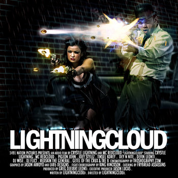 LightningCloud cover art