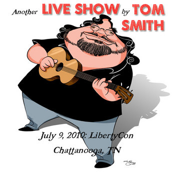 Live at LibertyCon 2010 cover art