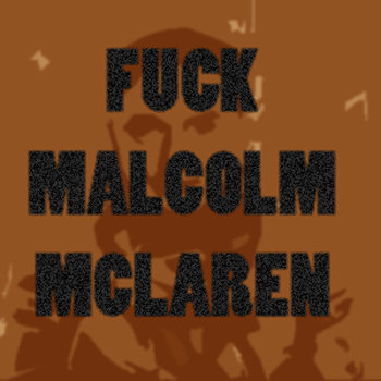 music for the funeral of Malcolm McLaren cover art