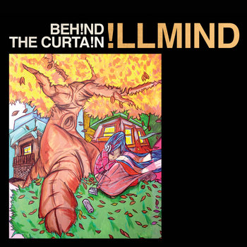 Behind The Curtain cover art