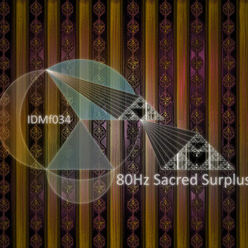 VA - 80Hz Sacred Surplus (IDMf034) cover art