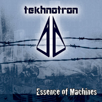Essence of Machines (EP) cover art