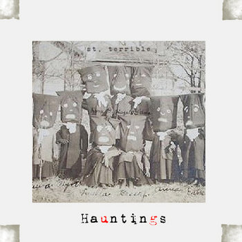 Hauntings cover art