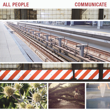 COMMUNICATE cover art
