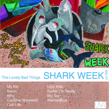 Shark Week cover art