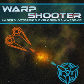 Warp Shooter OST cover art