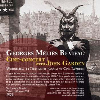 Georges Méliès Revival - Live at The French Institute cover art