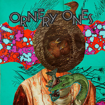 Ornery Ones EP cover art