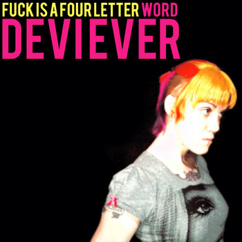 fuck is a four letter word cover art