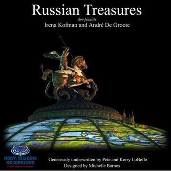 Russian Treasures cover art