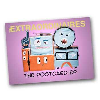 The Postcard EP cover art
