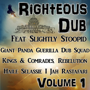 Righteous Dub Volume 1 cover art