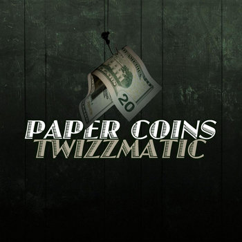 Paper Coins cover art