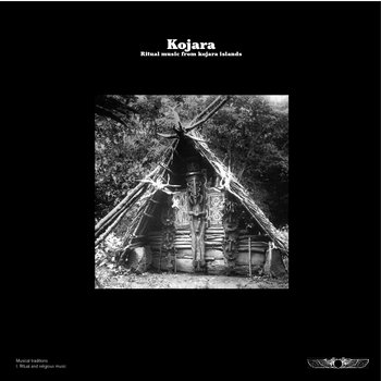 V/A-Ritual Music From Kojara Islands (WSR07) cover art