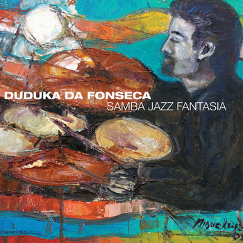 Samba Jazz Fantasia cover art