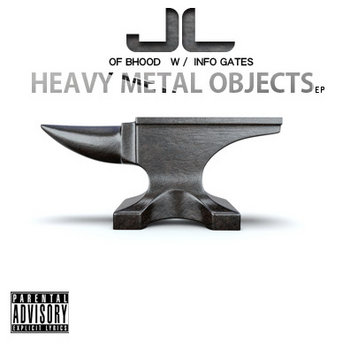 Heavy Metal Objects EP cover art
