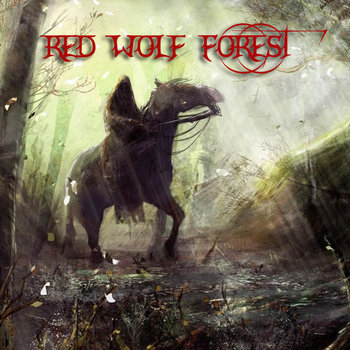 Red Wolf Forest cover art