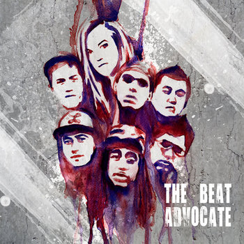 The Beat Advocate EP cover art