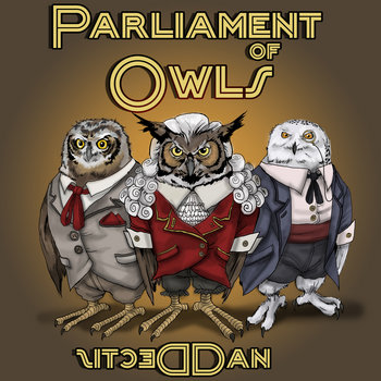 Parliament of Owls cover art