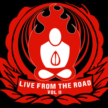 Live From The Road Vol. 2 cover art