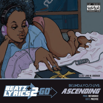 Ekundayo + J-Live - Ascending (prod Nefarious) [Beatz & Lyrics 2 Go Vol 2] cover art
