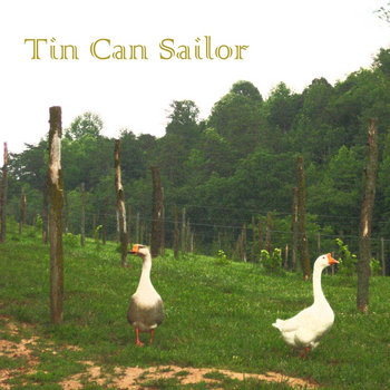 Tin Can Sailor EP cover art