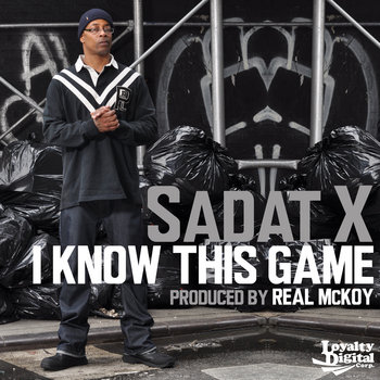 I KNOW THIS GAME (Single) cover art
