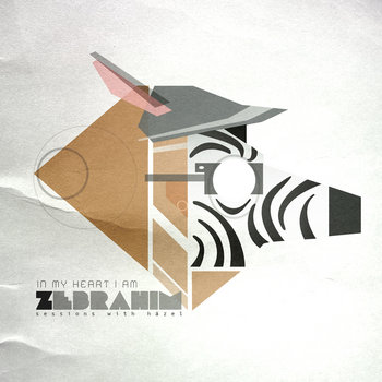 zebrahim - in my heart i am cover art