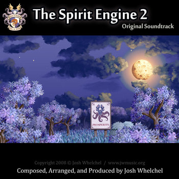 The Spirit Engine 2 - Complete Original Soundtrack cover art
