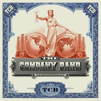 The Company Band cover art