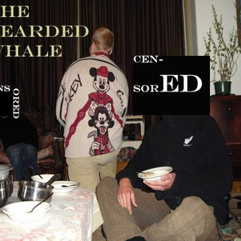 The Bearded Whale cover art