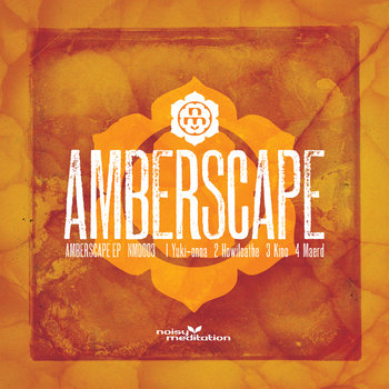 Amberscape EP cover art