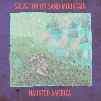 Salvation on Sand Mountain cover art