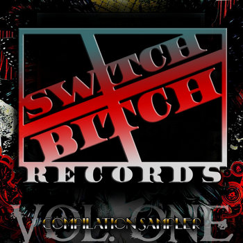 SwitchBitch Records 2013 Compilation Sampler Volume #1 cover art