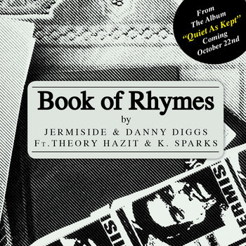 Book of Rhymes ft. Theory Hazit, K.Sparks & Dj Mayhem cover art