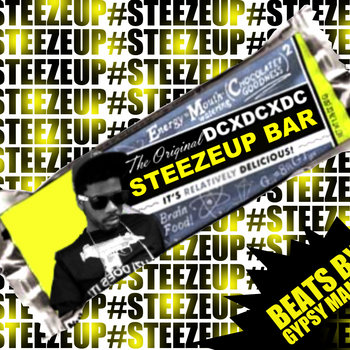 #STEEZEUP cover art