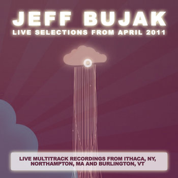 Live selections from April 2011 cover art