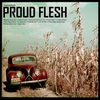Proud Flesh cover art