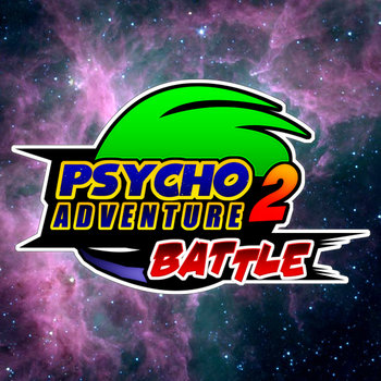 Psycho Adventure 2 Battle cover art