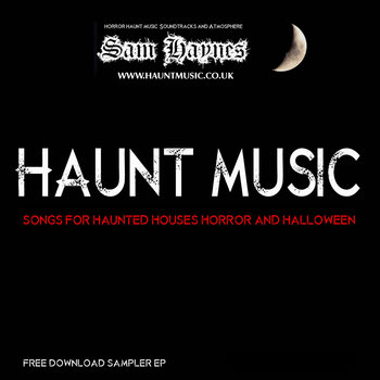 HAUNT MUSIC- FREE HORROR MUSIC E.P. cover art