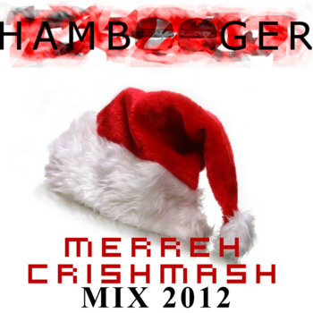Merreh Crishmash Mix 2012 cover art