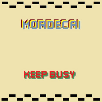 Keep Busy cover art