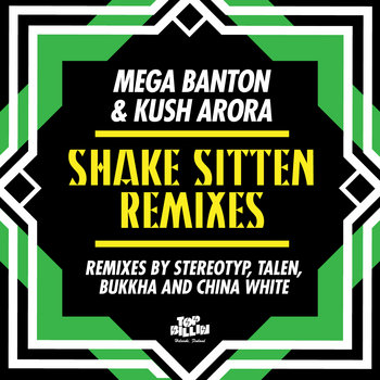 Shake Sitten (Remixes) cover art