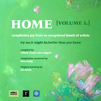 Home Volume 1 cover art