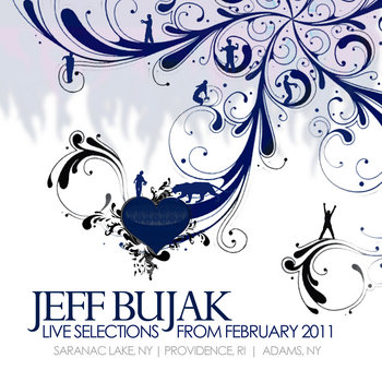 Live selections from February 2011 cover art